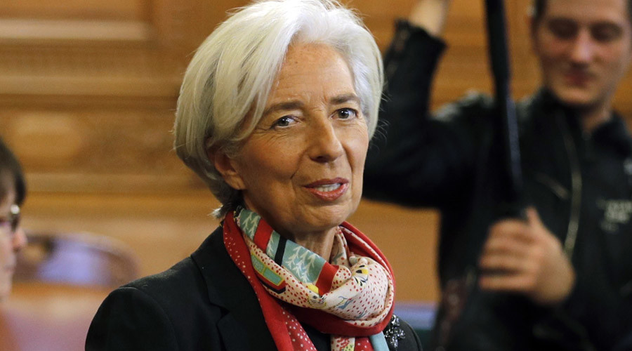 IMF chief Lagarde found guilty of negligence by French court over payout to businessman