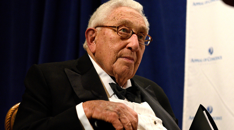 Trump presidency 'extraordinary opportunity' – Kissinger