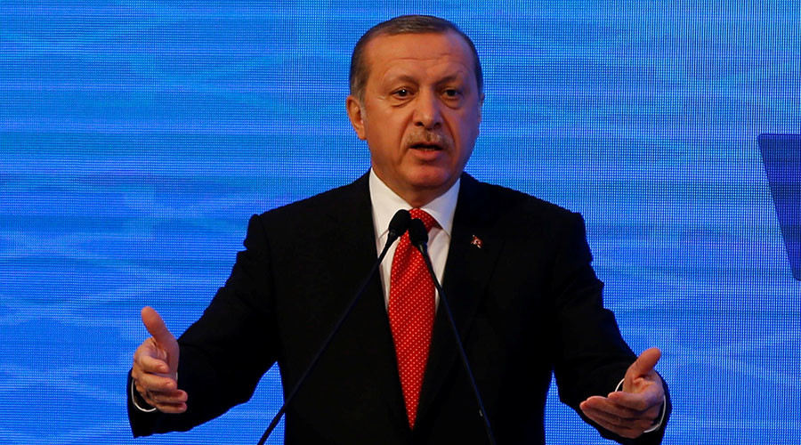 Assassination of ambassador an attack on relations with Russia – Erdogan