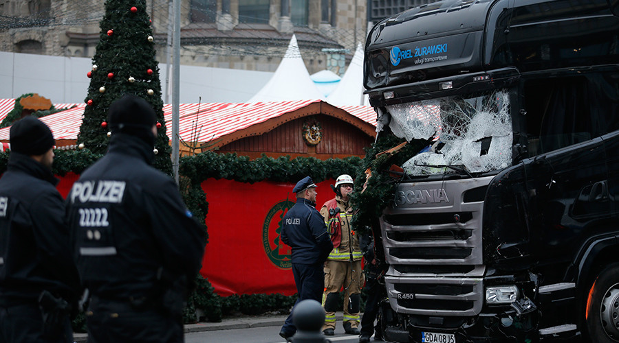 Berlin Xmas Market Attack Impossible To Prevent Or Security Failure
