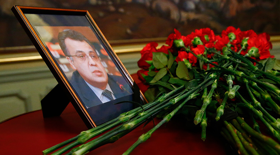 Putin moves major press conference to attend funeral of slain diplomat Karlov