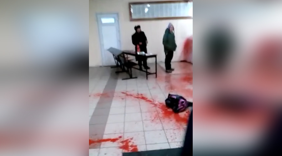 Israel shocked as revered rabbi's grave in Ukraine desecrated with pig head, fake blood