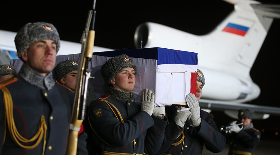American journalists who 'danced' on Russian Ambassador's grave have no shame