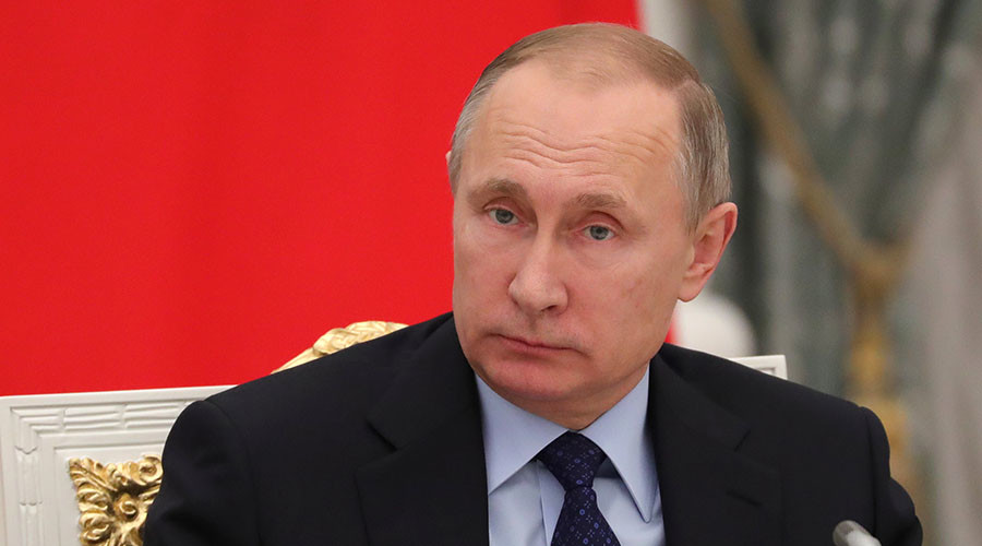 Putin says sanctions harming fight against terrorism, hopes Germany attack will bring West closer