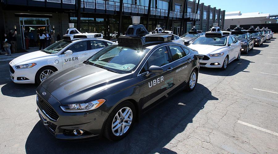 California DMV brings self-driving Uber pilot to screeching stop
