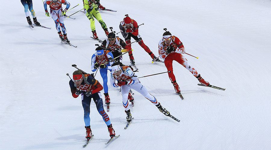 Russia forfeits right to host 2017 biathlon World Cup & World Championships