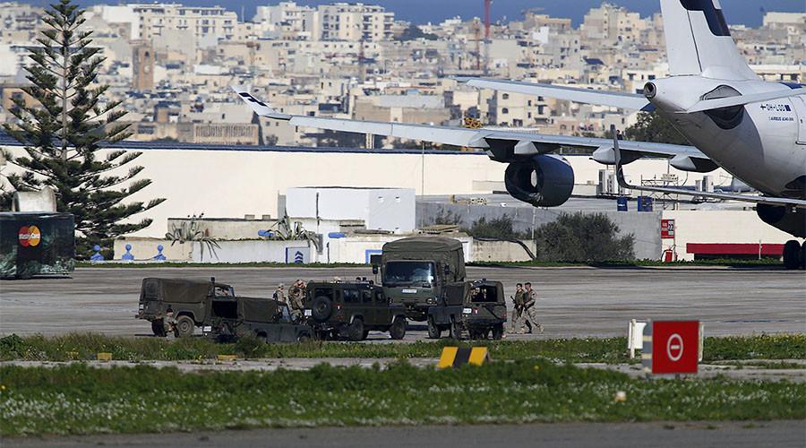 Afriqiyah hostage situation: Maltese authorities quiz Libyan hijackers