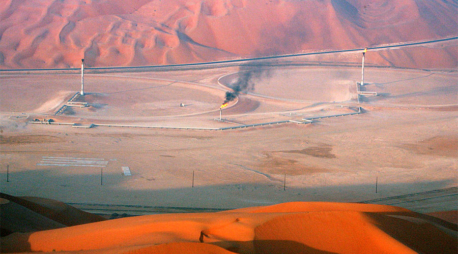 Saudis expect 46% increase in oil revenue this year