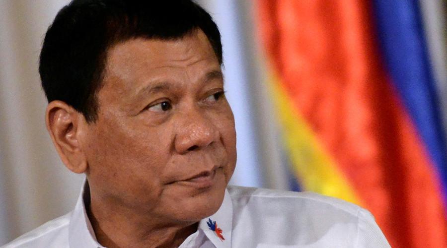 Duterte threatens to 'burn down' UN headquarters