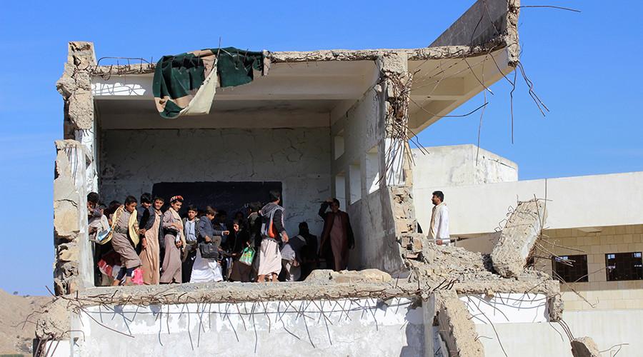 Saudi-led forces used Brazilian-made cluster rockets to hit Yemen schools – HRW