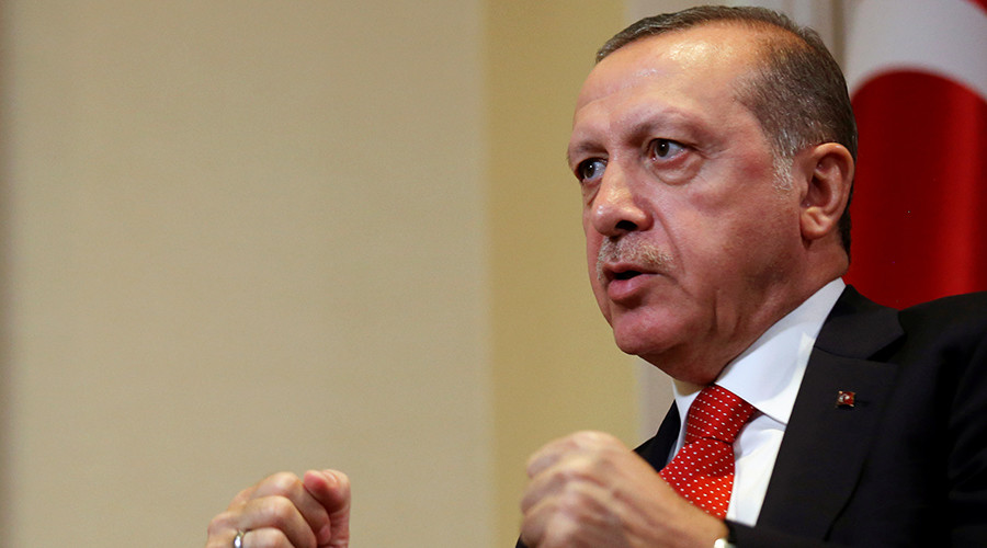 Turkey 'will never allow' creation of new state in northern Syria – Erdogan