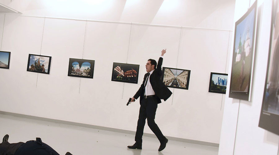Assassination of Russian ambassador was not killer's 'own initiative' – Turkish Interior Minister