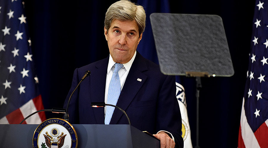 White House will respond soon to 'Russian hacking' – Kerry