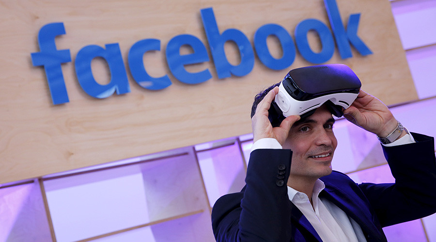 Eyes on the future: Facebook acquires eye tracking VR technology