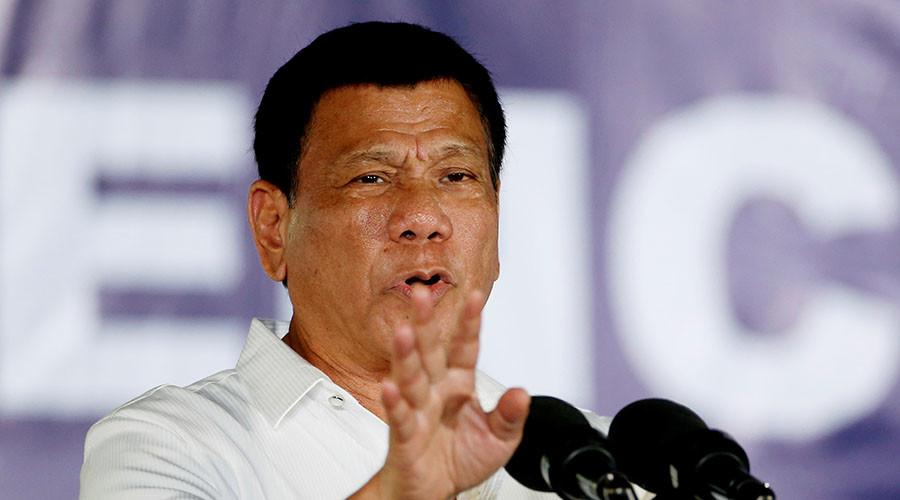 'They are all spies': Philippines' Duterte speaks on US envoy's 'destabilization blueprint'