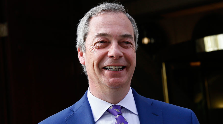Nigel Farage commends Putin's 'mature' response to US diplomatic expulsions