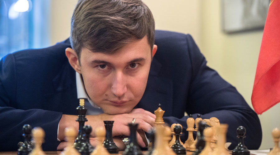 Russia's Karjakin wins World Blitz chess title