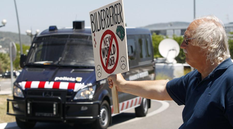 'We will watch you': Bilderberg website hacked