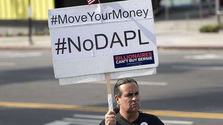 Amnesty demands DOJ probe into treatment of DAPL protesters