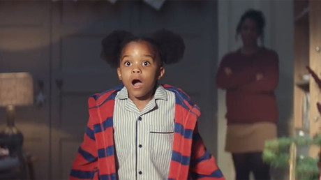Use of black family in Christmas ad slammed by white Brit living abroad, social media weighs in