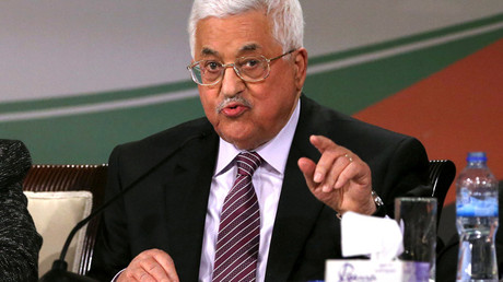 Israeli minister calls Abbas '#1 foe' after Palestinian leader calls for mutual recognition