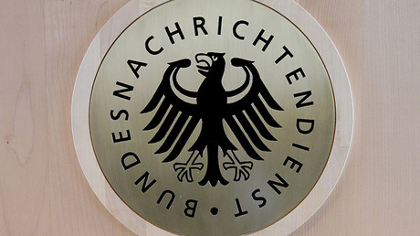 The sign of the German Federal Intelligence Agency (BND) © Fabrizio Bensch / DPA / Global Look Press