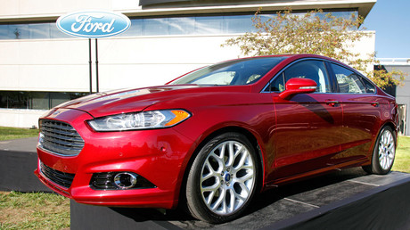 Ford recalling nearly 700k cars for defective seat belts