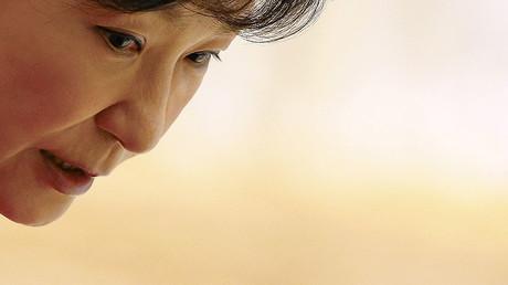 South Korea's President Park Geun-Hye © Damir Sagolj
