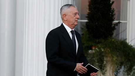 Iraq war a 'strategic mistake' – leaked Gen. Mattis audio