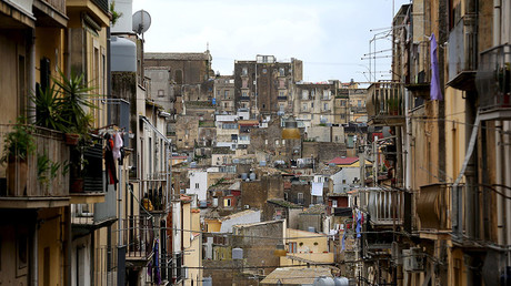 Half of southern Italians at risk of poverty
