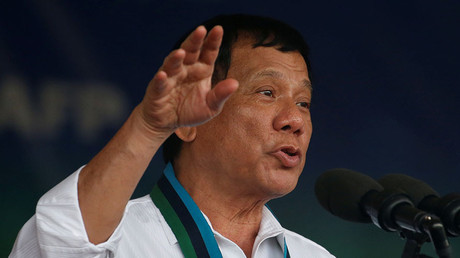 Duterte impersonates Trump during UN Convention speech (VIDEO)