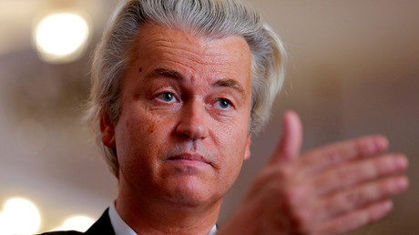 Far-right Wilders convicted in hate speech case, says 'half of Netherlands' convicted with him