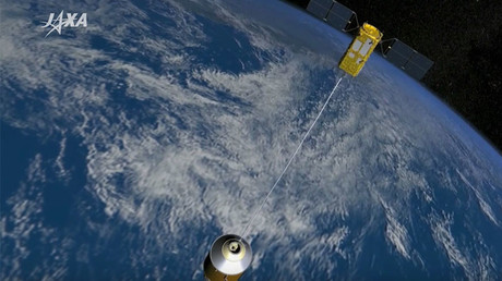 Russian space agency plans to incinerate space junk with powerful laser beam