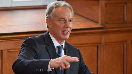 Boris Johnson rejects Tony Blair's request for increase on £3mn taxpayer funding