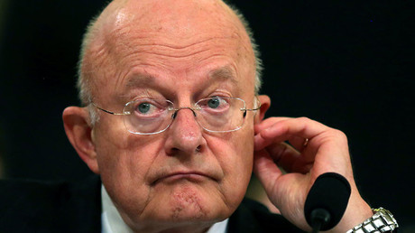 U.S. Director of National Intelligence James Clapper © Carlos Barria