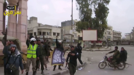 'When camera gone they leave people under rubble' – Aleppo residents on Western-backed White Helmets