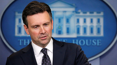 White House Press Secretary Josh Earnest © Jonathan Ernst