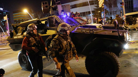 Russia says killing of ambassador in Ankara is act of terrorism
