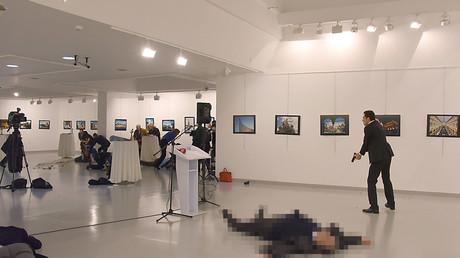 Russian ambassador to Turkey dies after gun attack in Ankara – Foreign Ministry