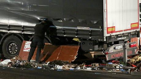Horrified witnesses capture shocking aftermath of Berlin truck attack (DISTURBING VIDEOS)