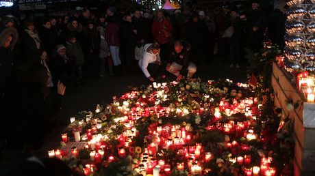 'Berlin attack is pure definition of terror'