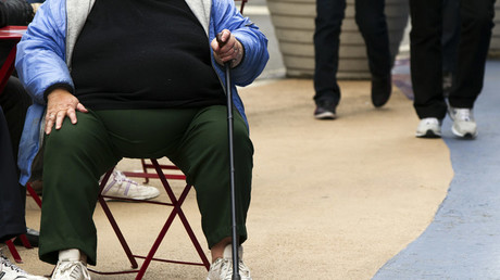 Fat, drunk, & lazy: 4 out of 5 Brits are overeating, binge drinking, not exercising enough