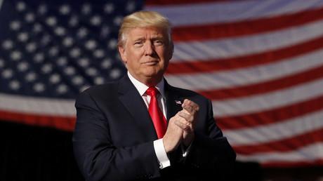 U.S. President-elect Donald Trump © Lucas Jackson