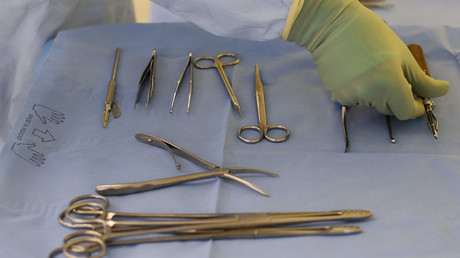 10yo boy has top of penis severed in botched circumcision