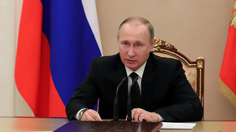 Agreement reached on ceasefire in Syria & readiness to start peace talks - Putin