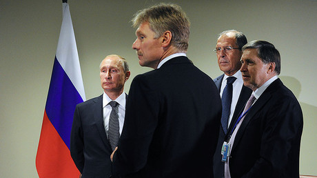 Kremlin: New sanctions underline Obama admin's 'unpredictable & aggressive' foreign policy