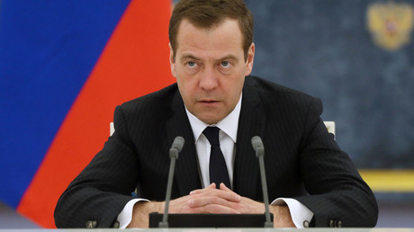 'RIP': Medvedev says Obama's policies towards Russia, initially promising, end in agony