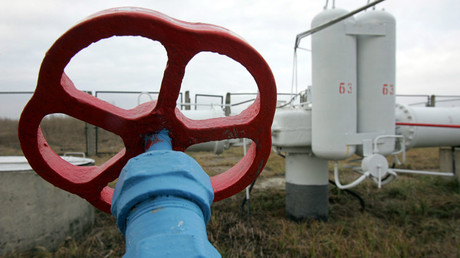Ukraine sees significant cuts in Russian gas transit