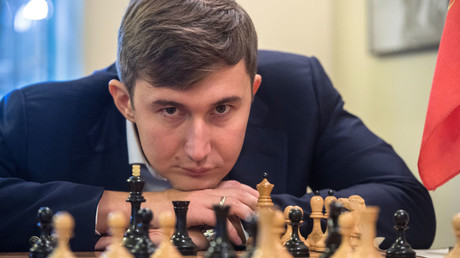 Russia's Karjakin wins World Blitz chess title