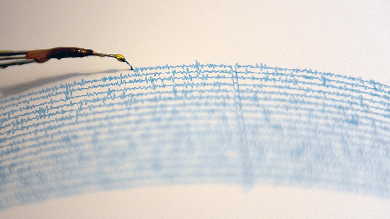 Swarm of earthquakes hit California on New Year's Eve